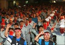 La lotta dentro la Ssangyong continua