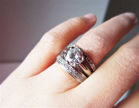 15 Best Ideas of 20 Year Wedding Anniversary Rings