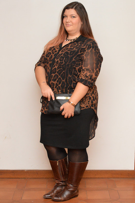 outfit leopardato3