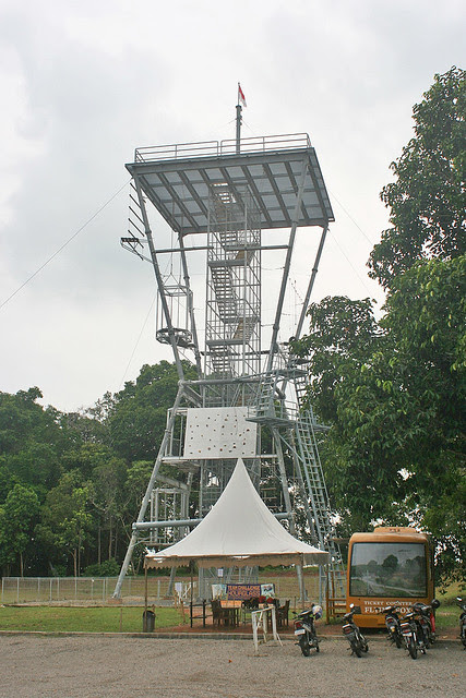 Flying Fox tower