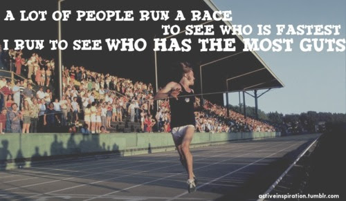 Sampling Of Great Running Quotes For Your Frig Or Bulletin Board
