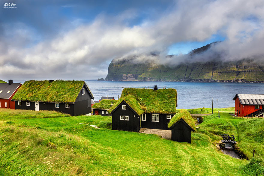 Mikladalur, Faroe Islands