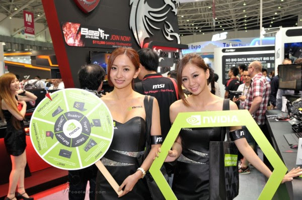 Booth Babes Computex 2014 (21)