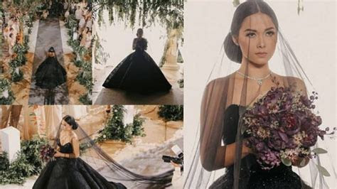 Why Maja Salvador's Ivy Aguas wore a black wedding gown in