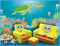 Underwater Theme Bedrooms Ocean Sea Life Theme Bedrooms