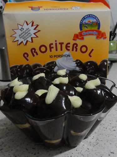 profiterol