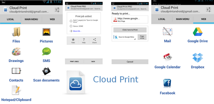 Cloud Print Apk 0 6 0 Android Mobile Apps