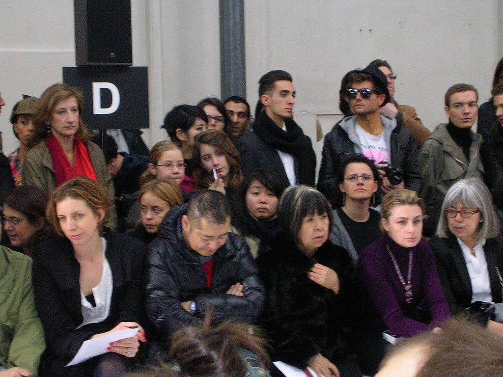 Felipe Oliveira Baptista Fall/10 - Paris Fashion Week