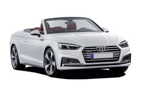 Audi A5 Cabriolet convertible interior, dashboard & satnav Carbuyer