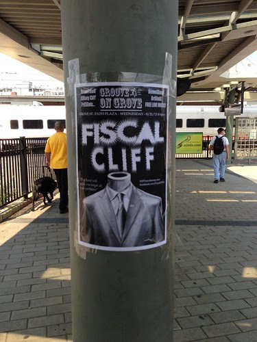 Fiscal Cliff (our neighbor's band)