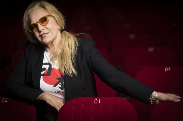 Retour à la chanson pour Sylvie Vartan: après une récréation théâtrale dans le... (PHOTO AFP)