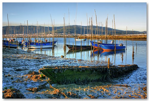 Barcos em Darque by VRfoto