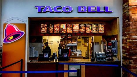 taco bell     healthiest fast food chains  america