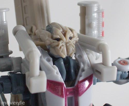 Transformers Mixmaster Voyager RotF - modo robot