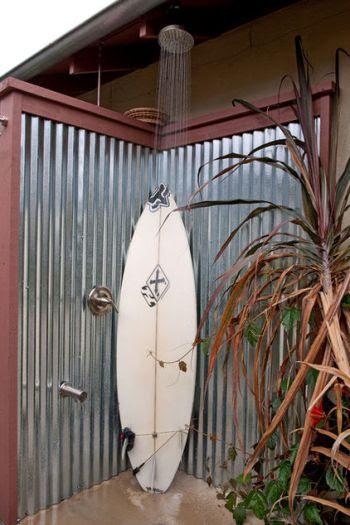 Amazing Yet Subtle 15 Outdoor Shower Designs | Inhabit Blog