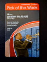 Starbucks iTunes Pick of the Week - Wynton Marsalis - School Boy
