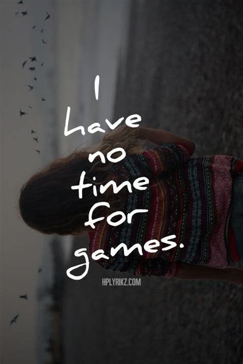 Men Playing Games Quotes