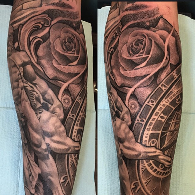 Best Black And White Tattoo Artists Bodybuildingcom Forums