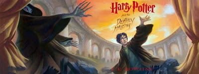 Deathly Hallows Dustcover