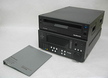A Pioneer LaserDisc Recorder Deck. Author :