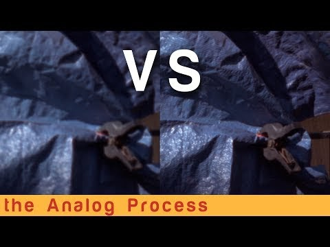 Film Scanning Comparison - Wet VS Dry (+ Examples)