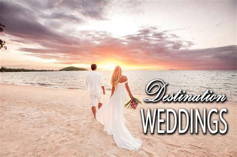 Destination Weddings  Charming Travel Destinations