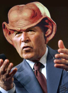 Bush-Ferengi