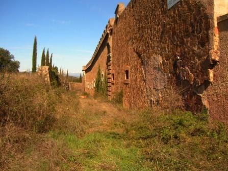 El Fort de Sant Julià de Ramis, és una de les comptades fortificacions originals construïdes a Catalunya