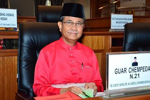Adun Guar Chempedak sertai Bersatu, majoriti PH di DUN kukuh