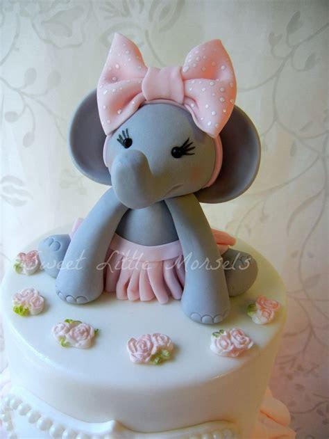 ideas  elephant cake toppers  pinterest