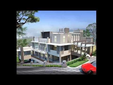 beautifull desain rumah minimalis 2 lantai ukuran 5x12