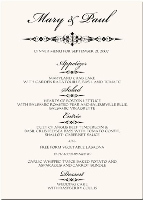 Buddhist Hindu Wedding Menu Cards,Indian Menu Card Designs