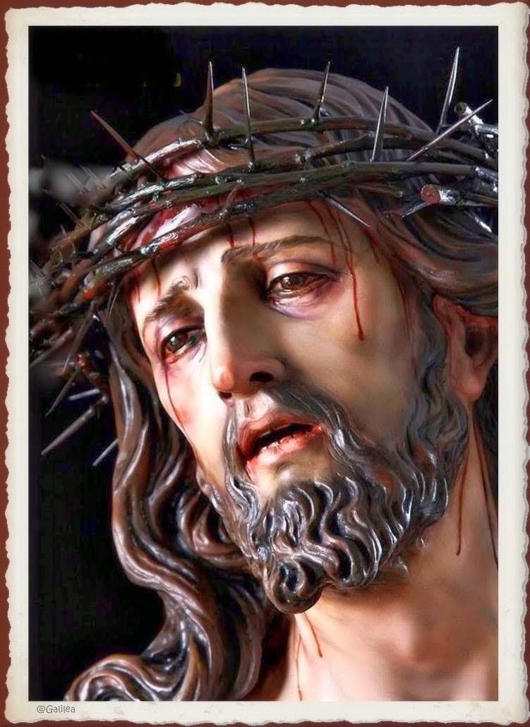 La Sagrada Pasión De Nuestro Señor Jesucristo Por Las Benditas