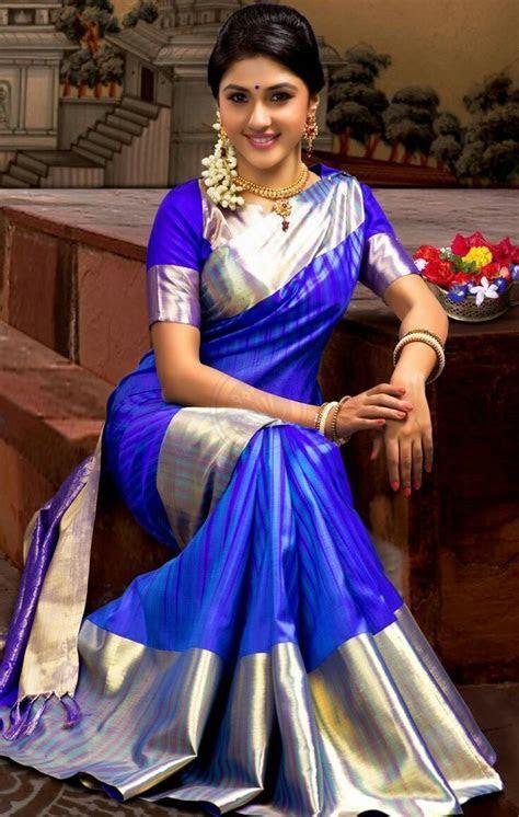 227 best Kanchipuram Silk Sarees images on Pinterest
