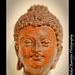 Stucco. Gautam Buddha, 3 - 4 CE, Gupta Empire