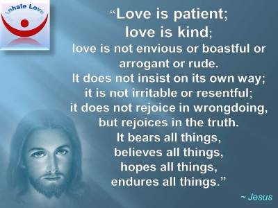 Jesus On Love Jesus Christ Christian Love Of Divine There Is