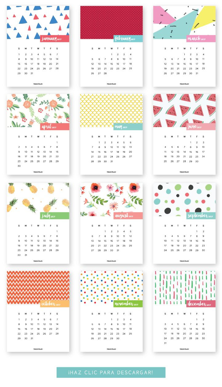 1000+ ideas about Free Printable Monthly Calendar on Pinterest ...