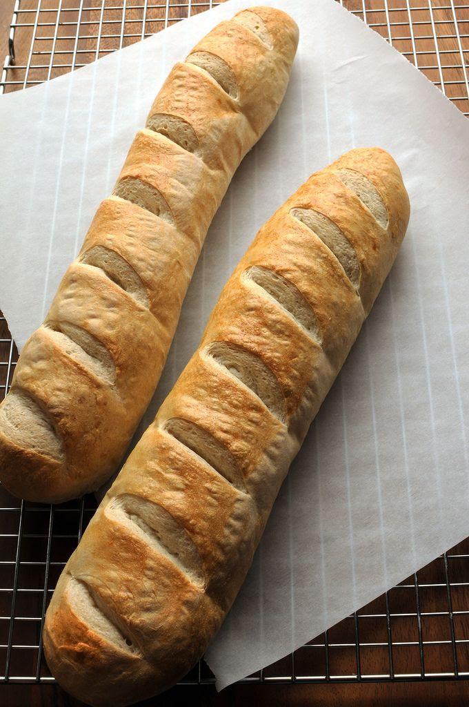 Top-10 French Bread Recipes - RecipePorn