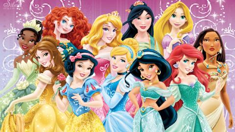 Disney Princess Movies In Order