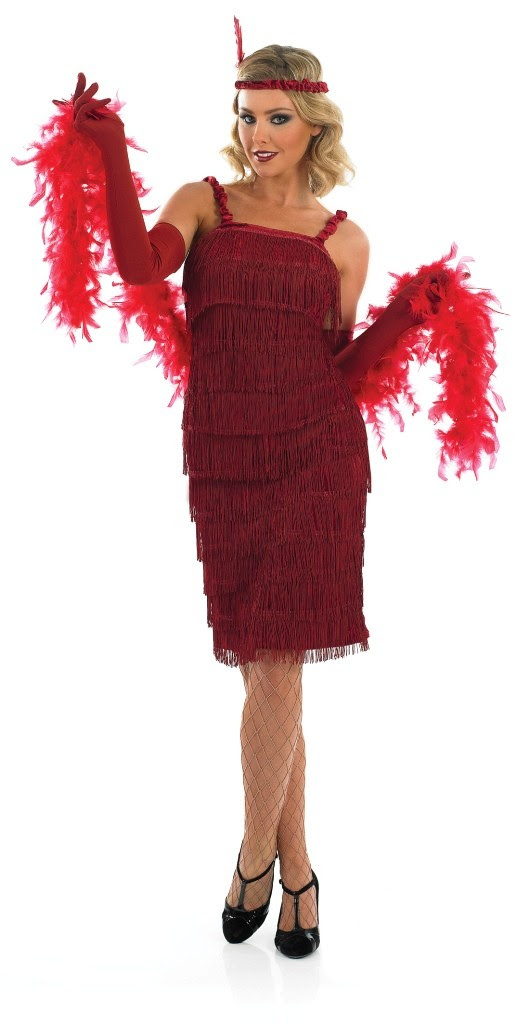 plus size roaring 20's ladies costume