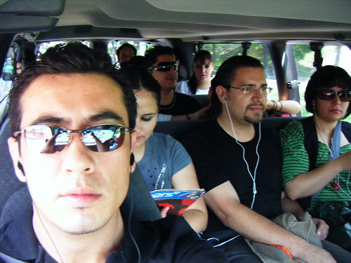 Rumbo a Guadalajara.