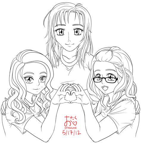 mothers day illustration  lahve  deviantart