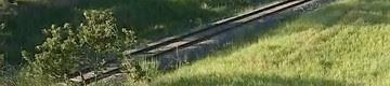 Homem de 41 anos morre atropelado por trem em Pinda (Reprodução/TV Vanguarda)