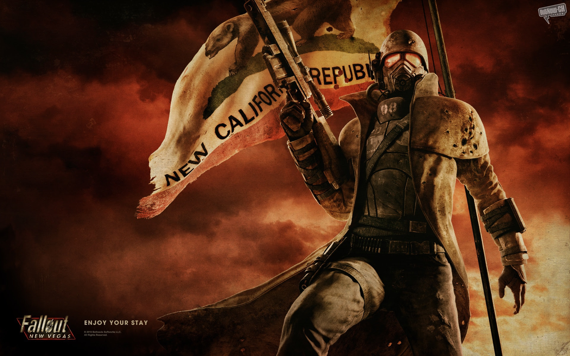 1920x1200 Fallout New Vegas Desktop Pc And Mac Wallpaper