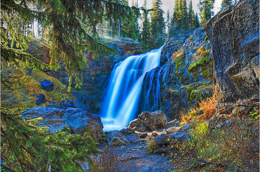 40 Beautiful Examples of Waterfalls Photography - noupe
