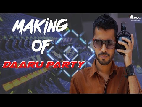 making of Daru party