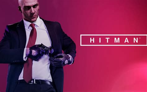 wallpaper hitman    games