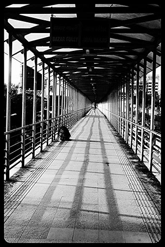 The Haunted Bandra Skywalk by firoze shakir photographerno1