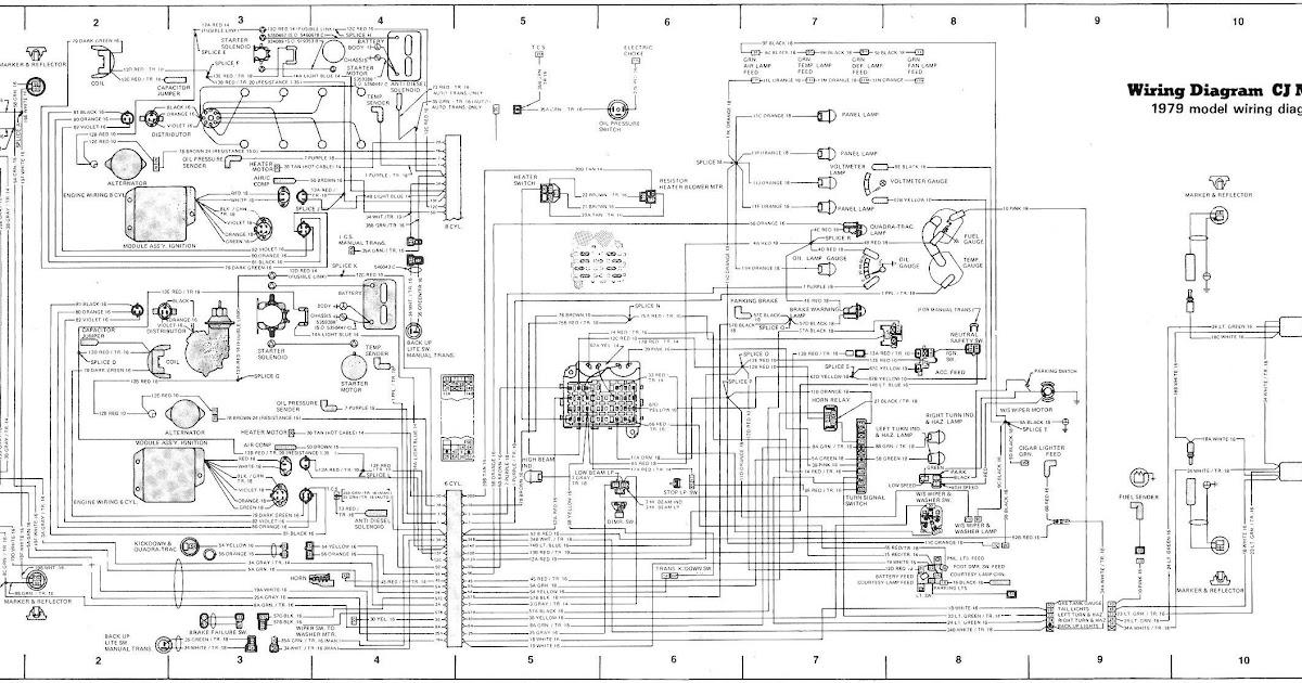 1996 Xj Fuse Box Diagram