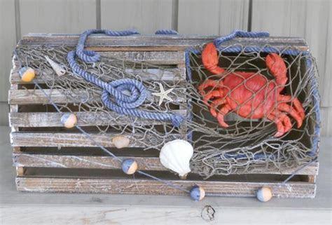 8 best images about crab trap decor on Pinterest   Crab